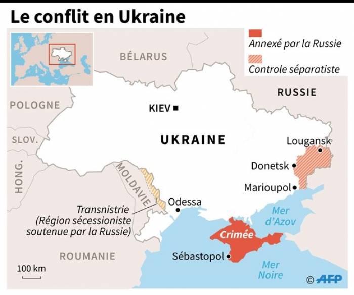 """Crimée: """"graves violations"""" commises par des agents d'Etat russes"""