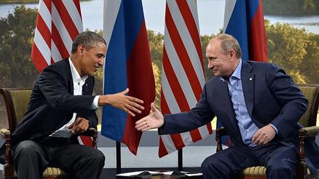 Amerika Rusiya ilə müqavilə bağladı
