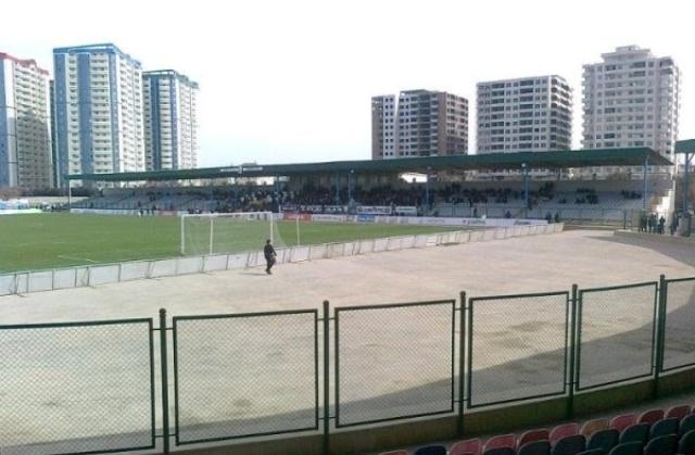 İsmət Qayıbov adına stadion sökülür