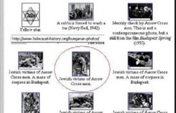 Armenische Völkermord-Lüge, armenische Bildmanipulationen