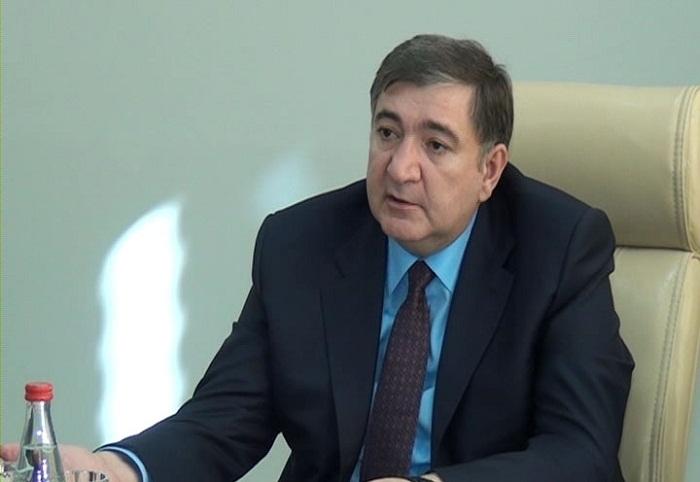 President Aliyev dismisses Azerbaijani taxes minister Fazil Mammadov