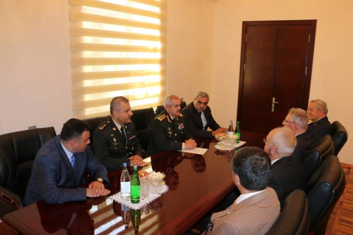 Türkiyəli general Azərbaycana gəlib