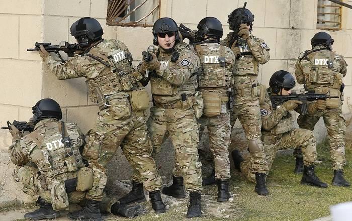 Bakıda terrora hazırlaşan şəxslərin evindən silah-sursat tapıldı - (VİDEO)