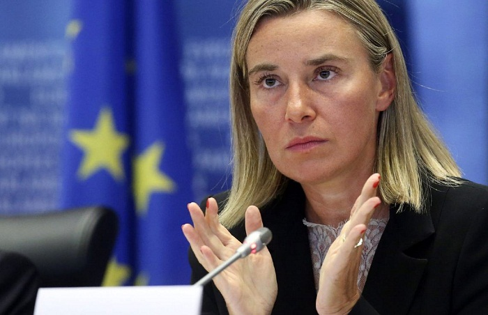 EU's Mogherini urges Russia, US to save Cold War arms control treaty