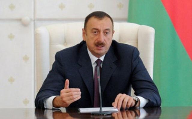 Ilham Aliyev se ha encontrado con los copresidentes en Varsovia