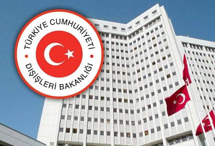 Türkiyə XİN: Ermənistan Xocalı qətliamına görə cavab verməlidir