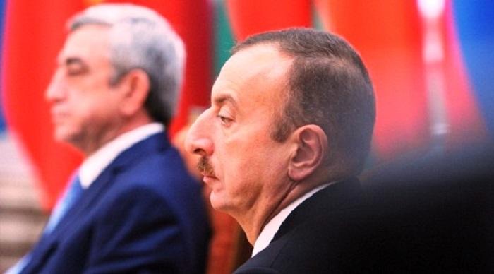 """""""Wir wollen Alijew und Sargsyan zueinander bringen"""" - die Ko-Vorsitzende"""