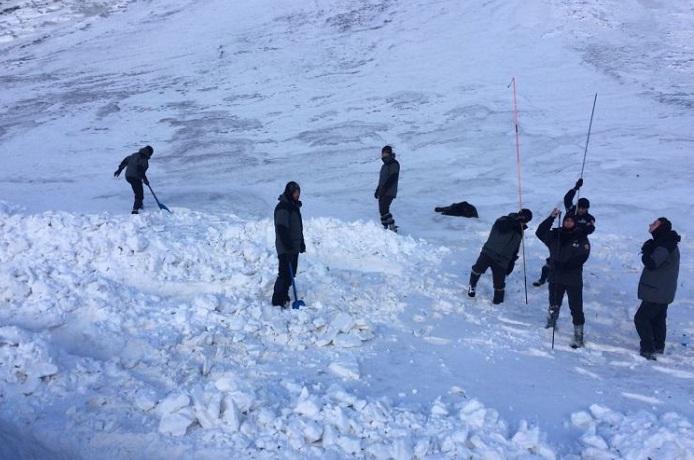 Alpinistlərin axtarışı çətinləşib - FHN açıqlama yaydı