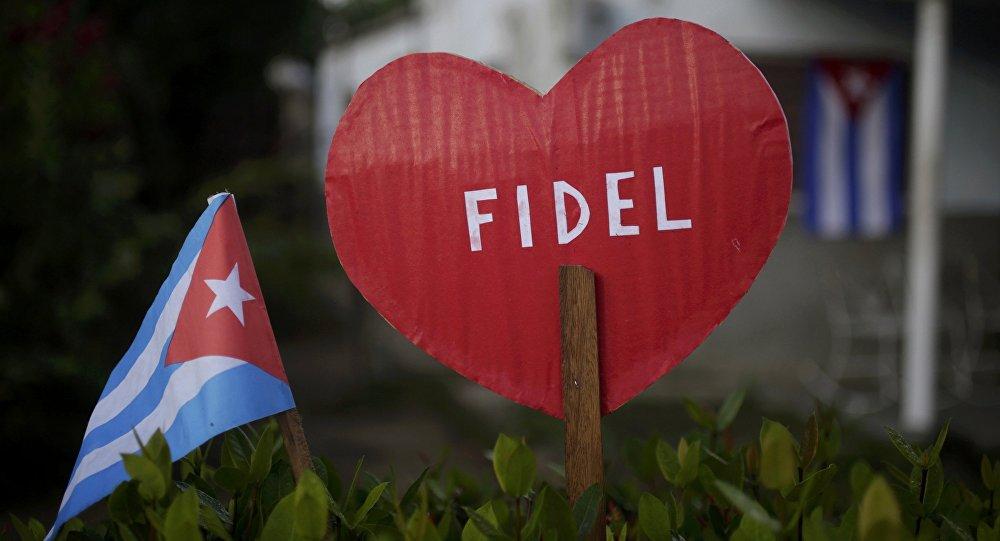 Raúl Castro, varios líderes amigos y miles de cubanos despiden a Fidel en La Habana