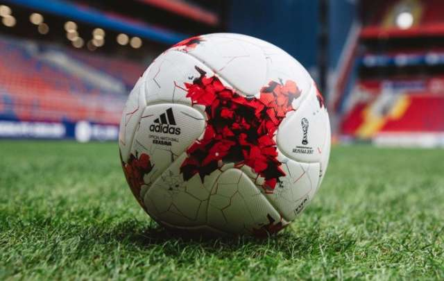 Ball of 2018 FIFA World Cup to be presented in