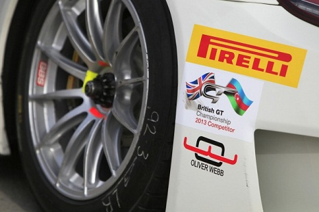 GT3 yarışının final mərhələsi başlayıb - CANLI YAYIM
