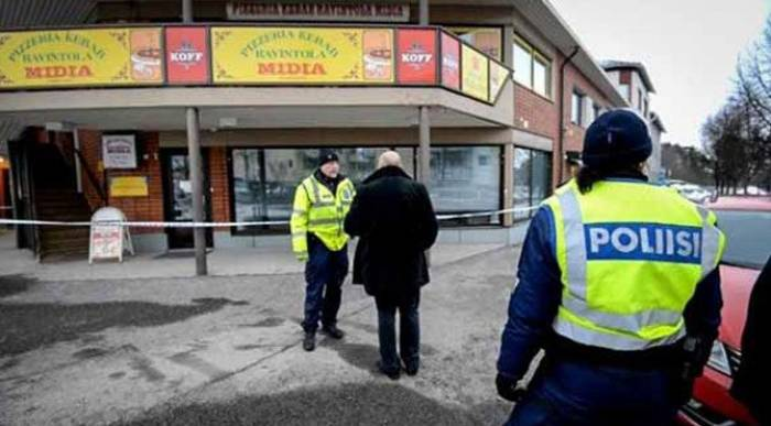 Finlandiyada bıçaqlı hücum - 2 ölü, 8 yaralı (Yenilənib)
