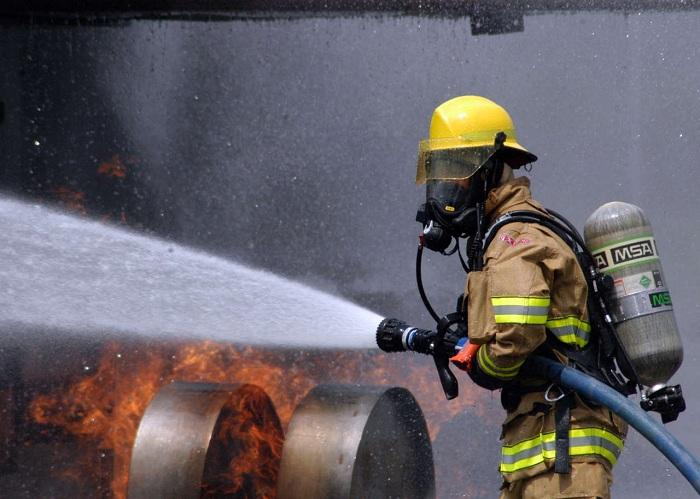 Fire occurs in Armenia military unit