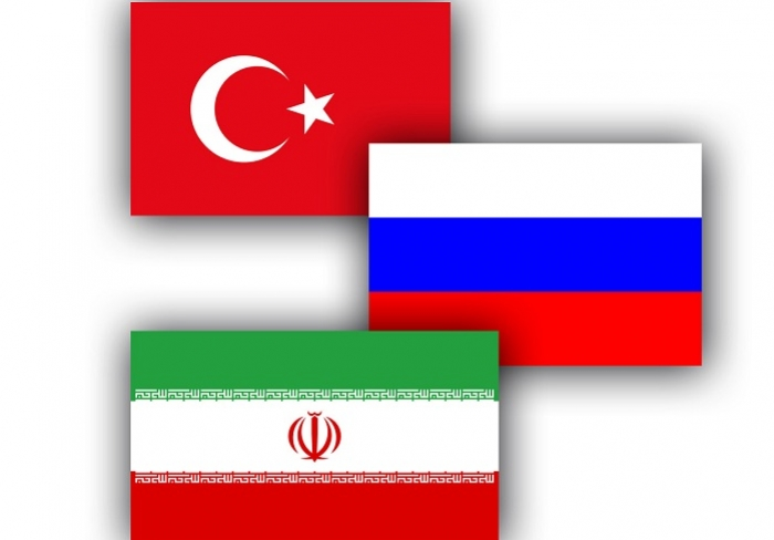 Turkish, Iranian, Russian FMs to meet in Astana