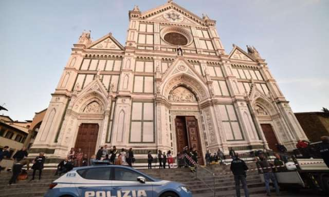 Tourist killed by falling masonry in famous Florence