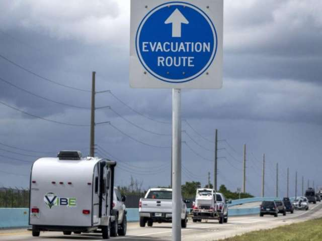 Florida prepares for worst with mandatory evacuations from 'potentially devastating' hurricane