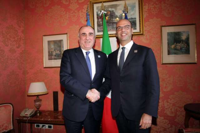 Italy to support efforts on Karabakh conflict's peaceful settlement - FM