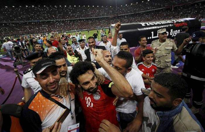 L'Egypte euphorique après la qualification au Mondial-2018 de son équipe
