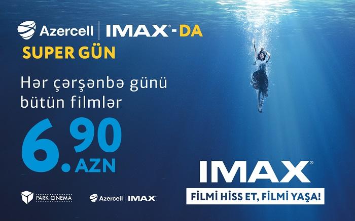 """Super Gün"" - artıq IMAX-da!"