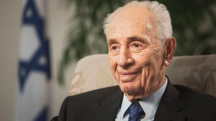 A look at the career highlight of Shimon Peres