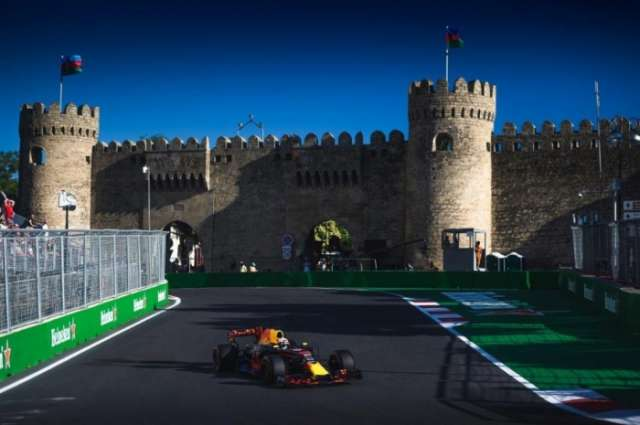 Tickets for 2018 Formula 1 Azerbaijan Grand Prix to go on sale this month