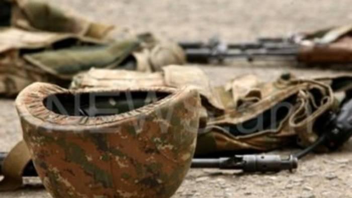 Ermənistan ordusunun əsgəri məhv edildi - (VİDEO)