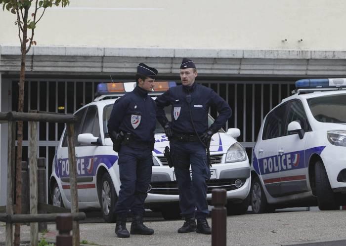 Fransada terror hazırlayan 10 nəfər tutulub