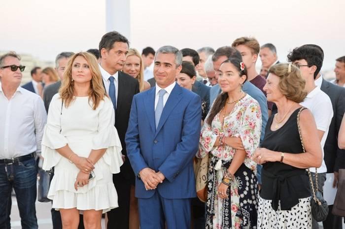 Los días de cultura de Azerbaiyán en la ciudad francesa de Cannes-Fotos