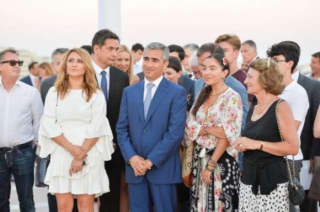 Heydar Aliyev Foundation holding Azerbaijani Culture Days in Cannes - PHOTOS