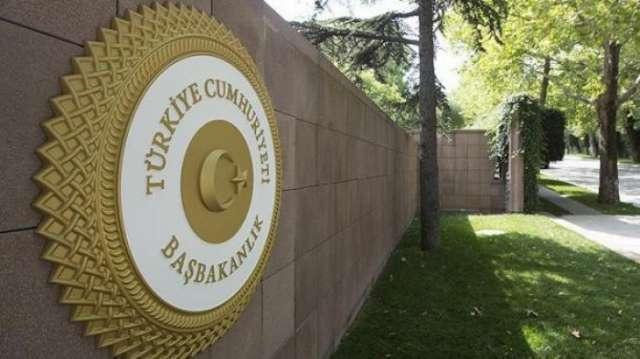 دائرة الدبلوماسية العامة في رئاسة الوزراء تعلن اهداف عملية غصن الزيتون