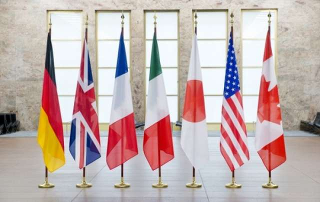 Japan told U.S. it opposes South Korea joining G7