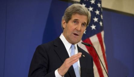 Ukraine crisis: Kerry accuses Russia of `destabilisation`