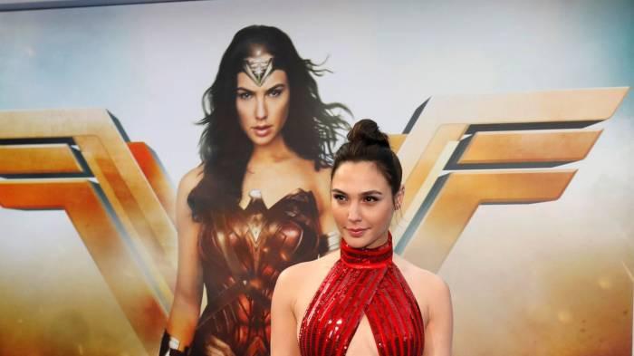 Le film Wonder Woman censuré à cause de son actrice