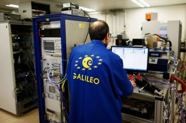 EU moves Galileo satellite system installation from UK to Spain