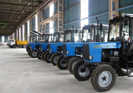 Ganja Automobile Plant, Minsk Tractor Plant sign cooperation agreement