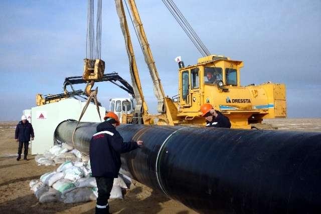 Fate of Nabucco pipeline depends on Azerbaijan