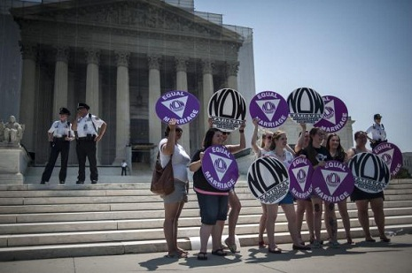 Supreme Court to decide if states can ban gay marriage