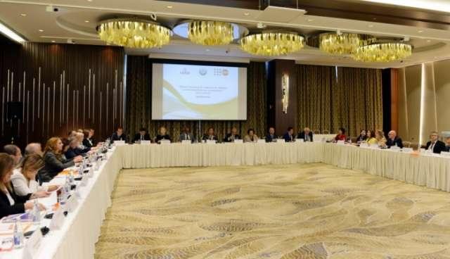 """""""Combating gender-based violence"""" conference starts in Baku"""