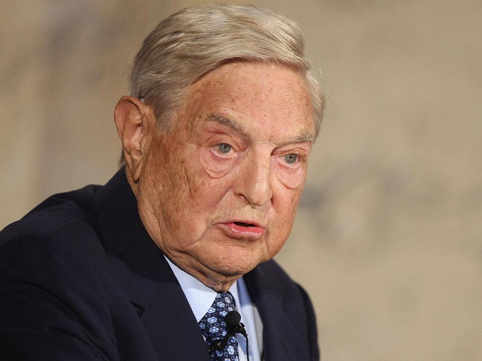 Billionaire Soros vows to spend additional $138,300 on anti-Brexit campaign