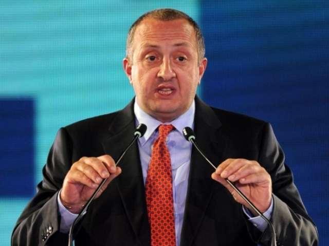Georgian president thanks Azerbaijan, Turkey for help in fighting forest fires
