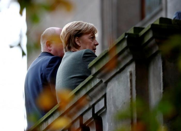 Climate, migration disputes cloud German coalition talks
