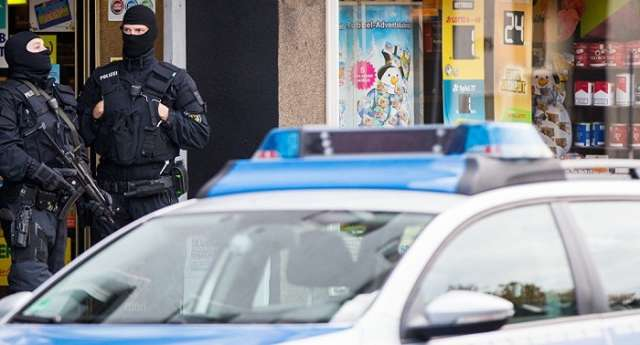 Man arrested in Germany was planning biological terror attack