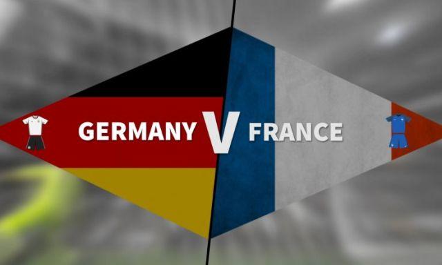 Dünyanın gözlədiyi oyun: Almaniya yoxsa Fransa?