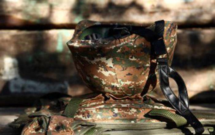 Ermənistanda daha bir hərbçi yaralanıb - (VİDEO)