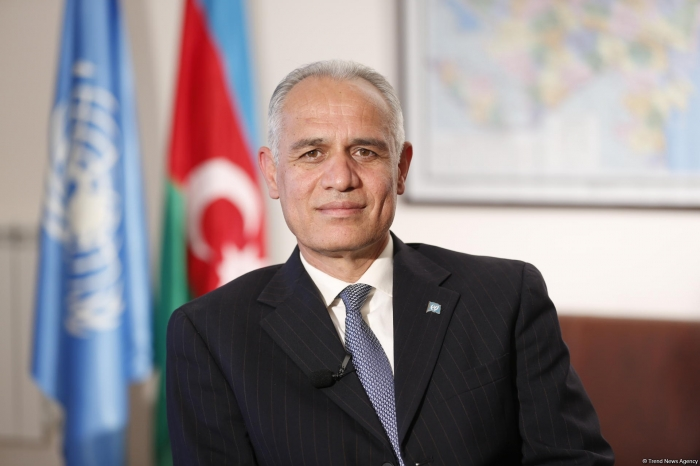"UN Resident Coordinator: ""We want Azerbaijani community to return to Nagorno Karabakh"""
