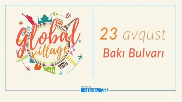 Baku to host Global Village cultural festival