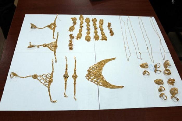 Daxili orqanından 354 qram qızıl çıxdı