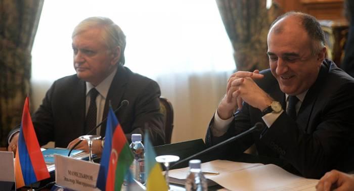 Hoy se prevé la entrevista del canciller azerbaiyano con su par armenio