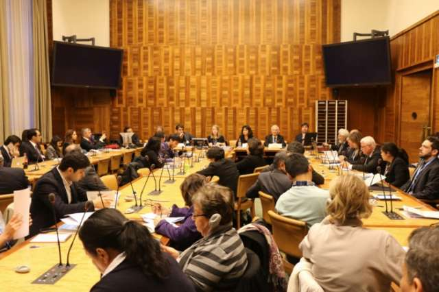 Nagorno-Karabakh conflict issue raised at Geneva Peace Week