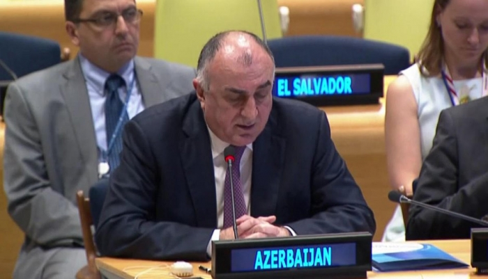 Azerbaijan attaches primary importance to promotion of intercultural dialogue - FM